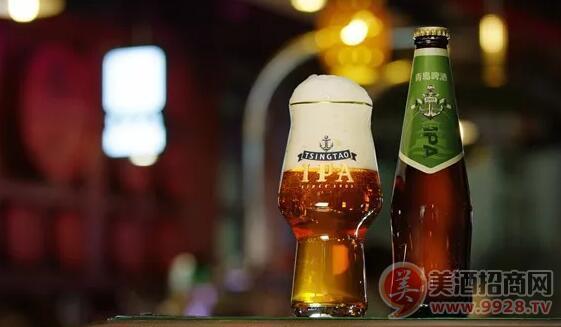 青岛啤酒IPA