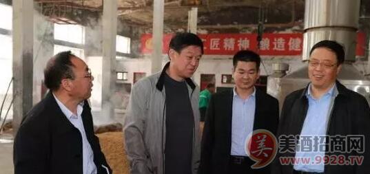 """林河酒业坚持走""""质量兴企""""之路"""