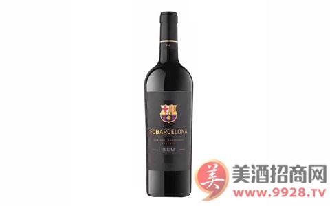 巴塞罗那葡萄酒 缩短了球星与球迷之间的距离