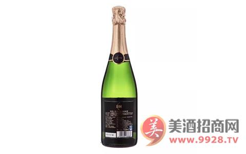 【发现美酒】夏桐天然高泡葡萄酒 细腻香甜