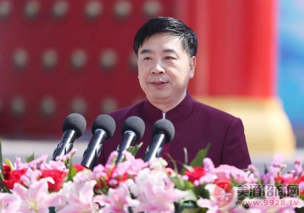 洋河股份董事长王耀