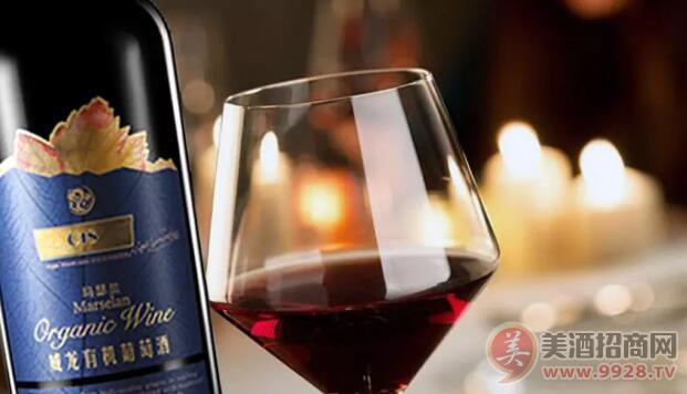威龙有机红葡萄酒