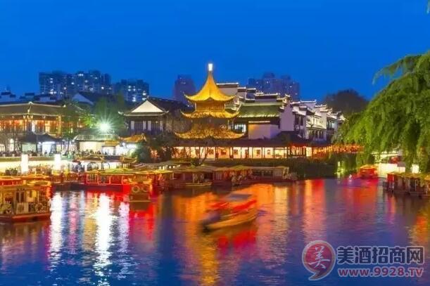 南京旅游景点推荐——夫子庙秦淮风光
