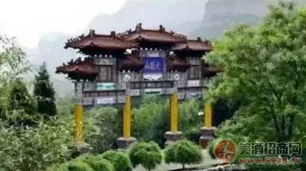 石家庄旅游景点推荐:天桂山风景区