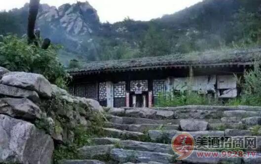 石家庄旅游景点推荐:驼梁风景区