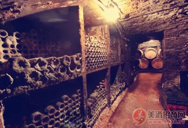 勃艮第膜拜级酒庄Claude Dugat的酒窖
