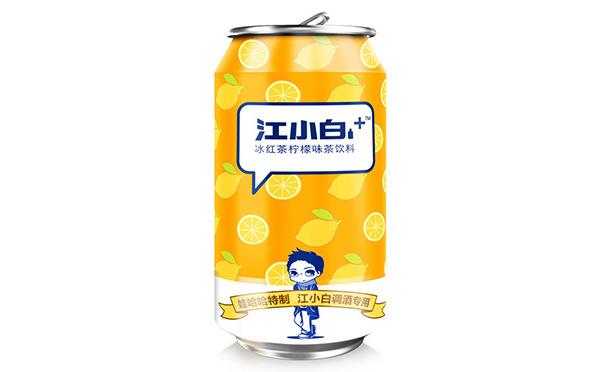 江小白推出罐装柠檬茶饮料