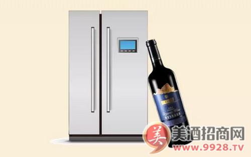 家里的冰箱适合长期储存葡萄酒吗?