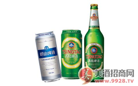 青岛啤酒的酿造工艺