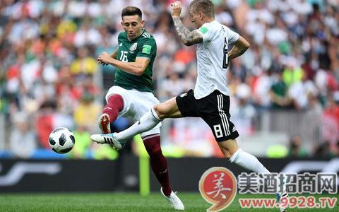 德国啤酒准备了一打,世界杯德国队却0:1折戟墨西哥