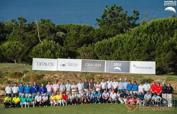 """国窖1573作为""""运动员""""代表中国参加世界企业高尔夫挑战赛"""