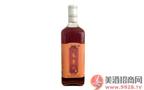养生酒代理为什么选择人参鹿血酒?