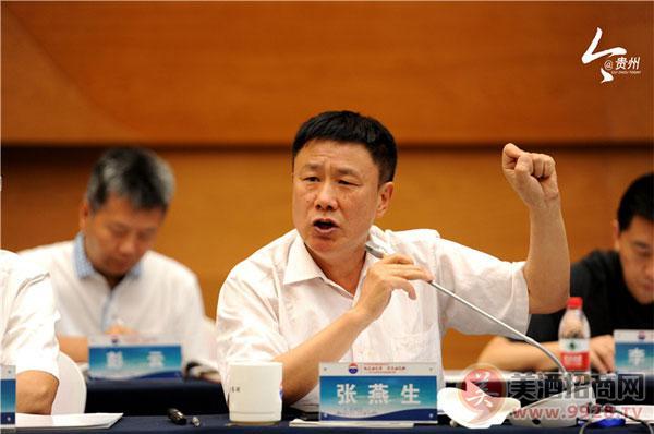 国家发展改革委学术委、中国国际经济交流中心首席研究员张燕生