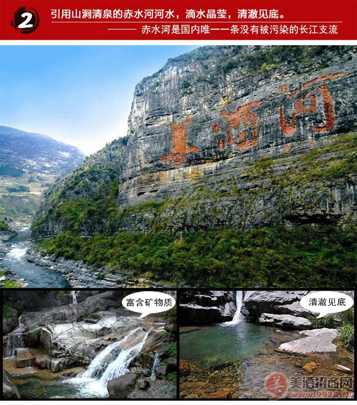 贵州汉台酒业有限公司酿酒用水