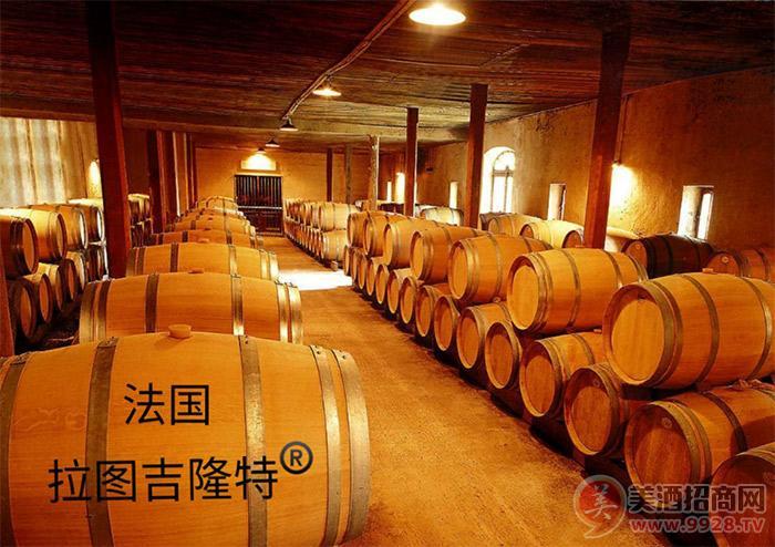 法国橡木桶葡萄酒