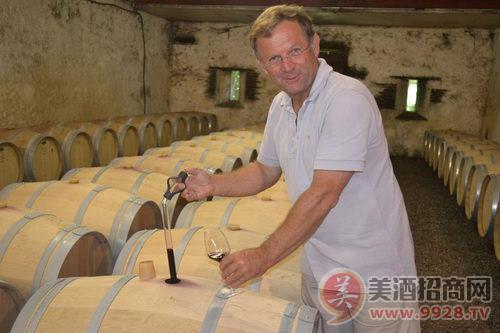 法国吉隆特酿酒师