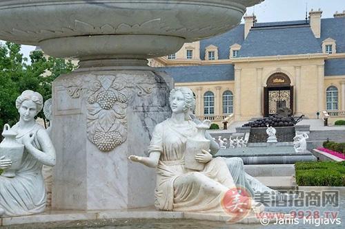 宁夏张裕摩塞尔十五世酒庄