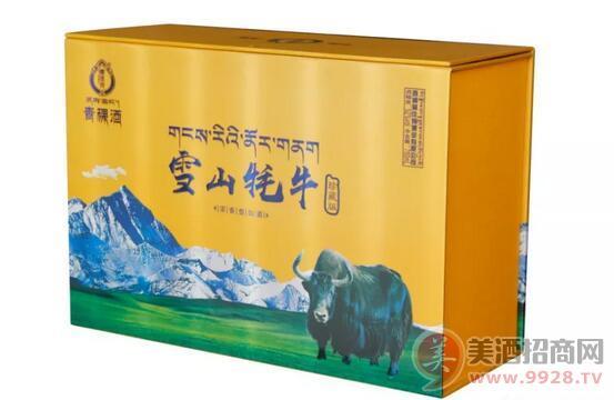 雪山牦牛酒