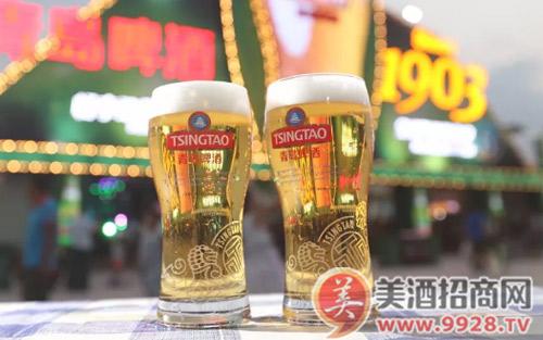 为什么青岛啤酒节让人来了不想走?
