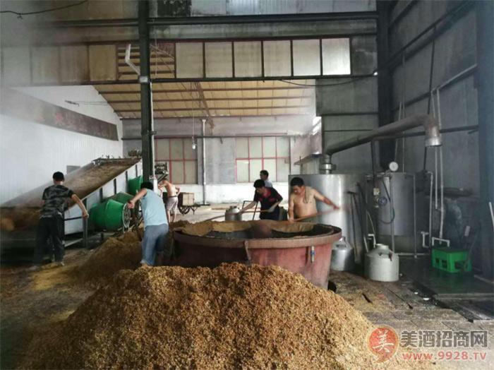 江湖老铁系列酒酿酒工艺