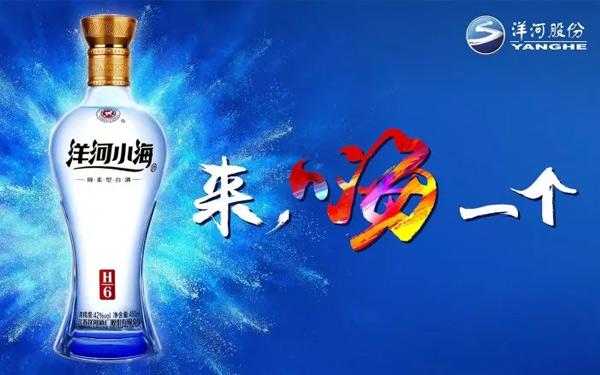 【发现美酒】洋河小海酒:洋河纯正血统的绵柔型白酒