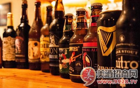 韩国上半年美国啤酒进口量大增