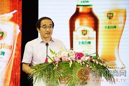 青岛啤酒正式发布全麦白啤发展战略