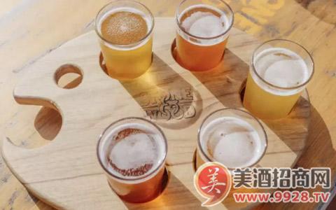 M我得啤酒,精酿啤酒不将就!