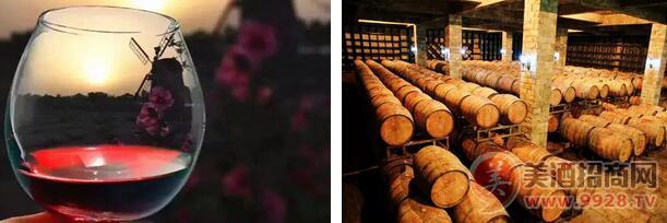 芳香庄园葡萄酒