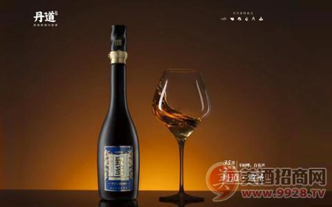 丹道酒,养生酒新时代