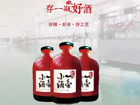 —壶小酒红瓶装新品上市啦!