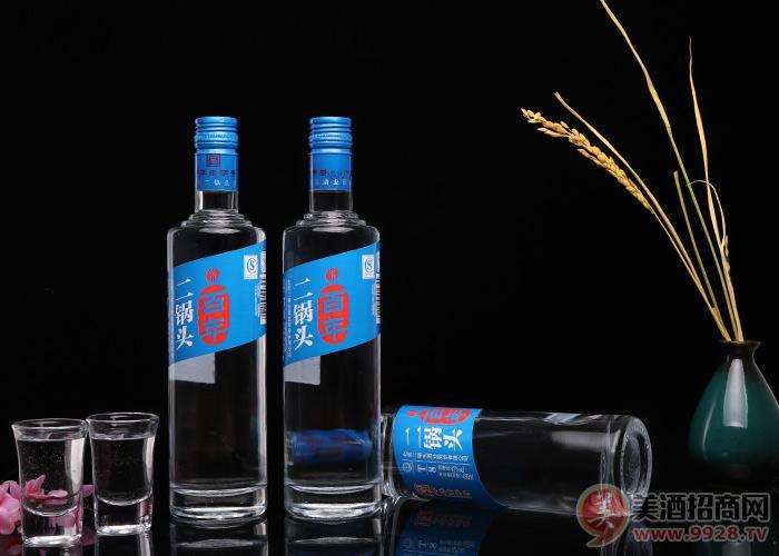 百年二锅头酒42度450ml清香型