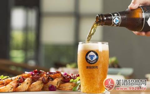 冰猴与普通啤酒在口感上有何差异呢?