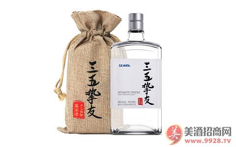 【发现美酒】江小白·三五挚友