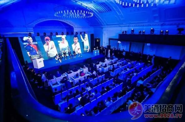 泸州老窖与澳大利亚网球公开赛签约仪式隆重举行
