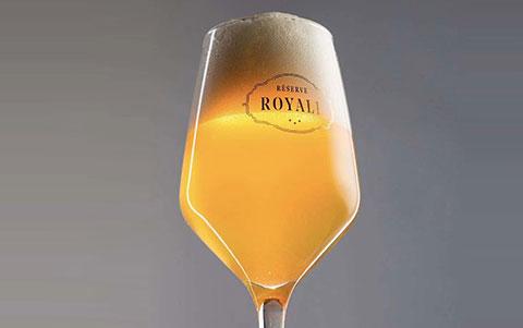 【发现美酒】皇家储备金发啤酒