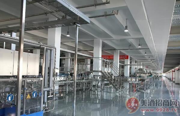 会稽山公司年产10万千升黄酒后熟包装物流自动化技术改造项目投产
