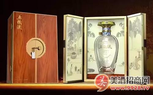 【发现美酒】五粮液超高端新品501五粮液首曝光!