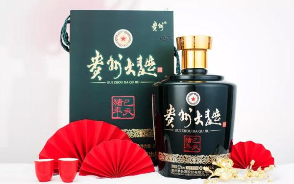 贵州大曲酒猪年生肖酒价格及介绍