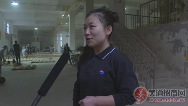 制曲三车间3班员工 李佳荫