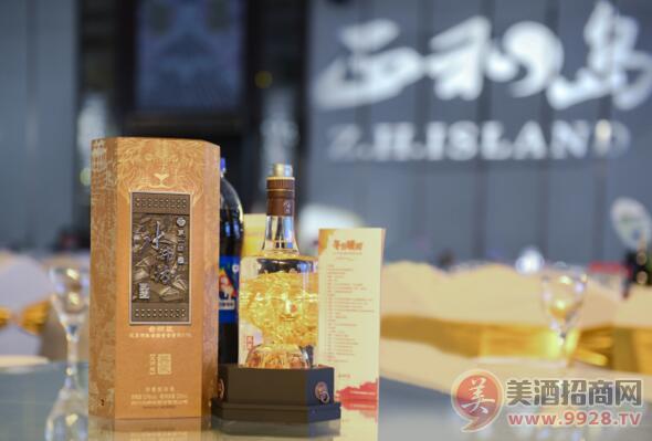 水井坊作为2019正和岛家宴用酒,开启中国商界大佬们的新春好运