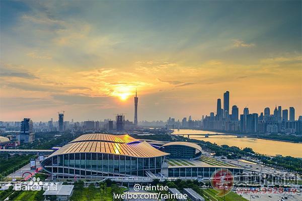 2019广州国际糖酒会展馆介绍