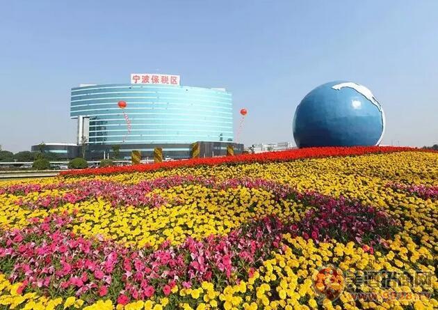 宁波保税区