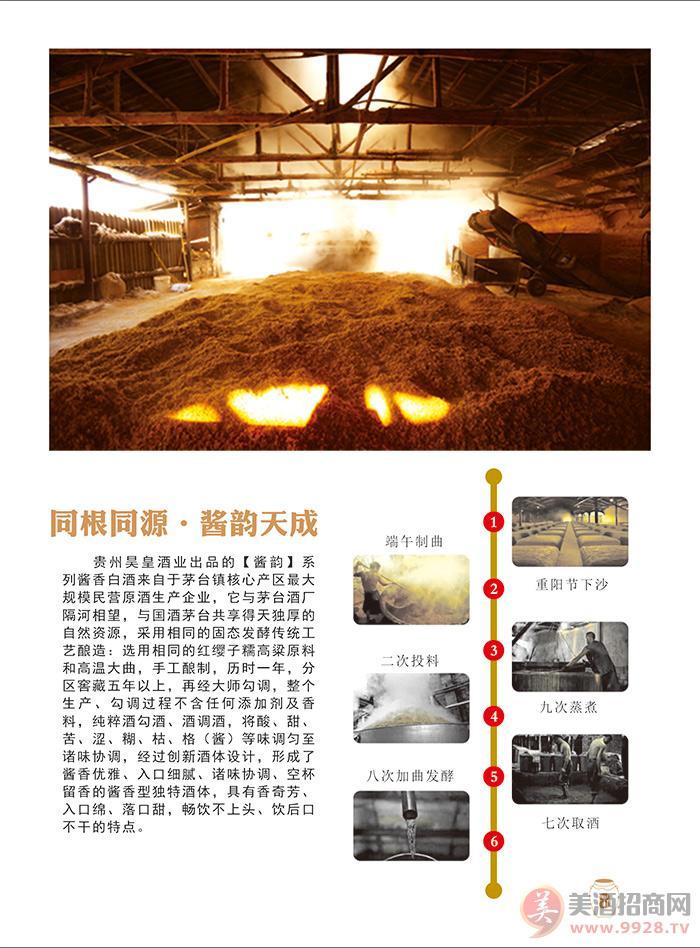 贵州昊皇酒业股份有限公司