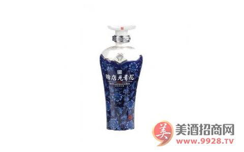 赊店元青花•洞藏年份酒提价5元/瓶