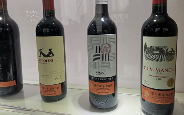 【发现美酒】泸州老窖进口酒,原瓶进口,每一口都是芬芳葡萄香
