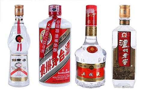 高端白酒搜索指数占据榜首