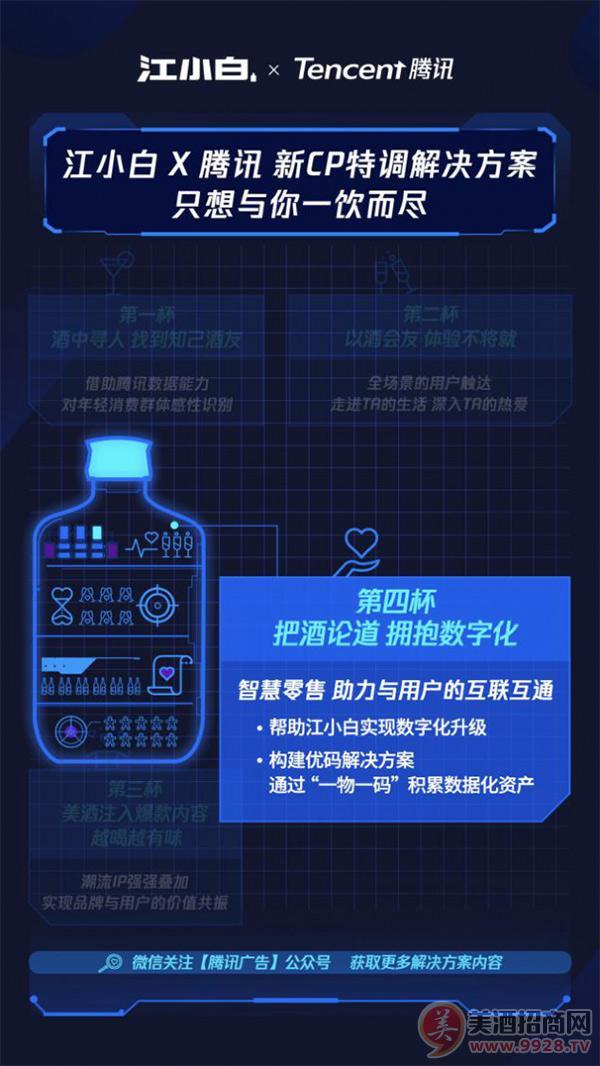 江小白×腾讯合作发布会