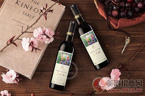 乡都金贝纳有机干红葡萄酒