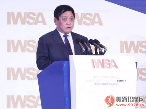 李秋喜:以全面创新引领中国白酒实现高质量发展